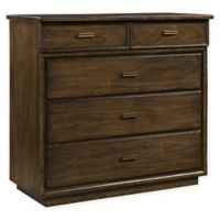 Stanley Furniture Santa Clara Media Chest in Burnished Walnut