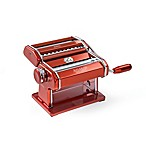 Marcato Atlas 150 Pasta Machine in Red