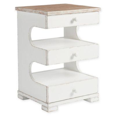 Stanley Furniture Juniper Dell Telephone Table In White