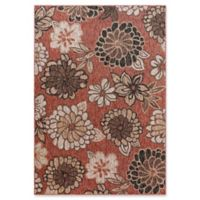 Fab Habitat Rosedale 5'2 x 7'6 Indoor/Outdoor Area Rug in Blush