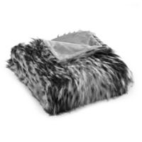 Chic Home Piolo Throw Blanket in Silver