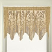 Heritage Lace® Gala 60-Inch 4-Way Door Swag in Antique