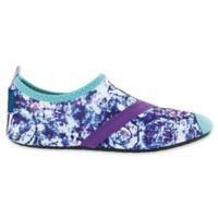 FitKicks® Cloud Burst Large Shoes in Purple