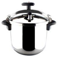 Magefesa® Star 6.3 qt. Stainless Steel Pressure Cooker