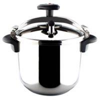 Magefesa® Star 8.1 qt. Stainless Steel Pressure Cooker