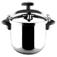 Magefesa® Star 12 qt. Stainless Steel Pressure Cooker