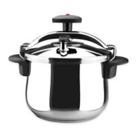 Magefesa® Star Belly 8 qt. Stainless Steel Stovetop Pressure Cooker