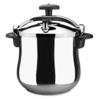 Magefesa® Star Belly 10 qt. Stainless Steel Stovetop Pressure Cooker