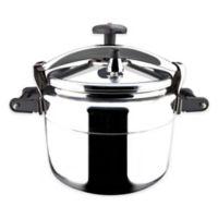 Magefesa® Chef 16 qt. Aluminum Pressure Cooker