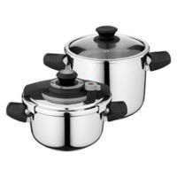 BergHOFF® Vita 4-Piece Pressure Cooker Set