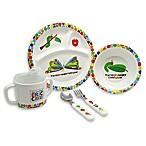 The World of Eric Carle® 5-Piece Melamine Dish Set