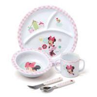 Disney® Baby Minnie Mouse 5-Piece Melamine Dish Set
