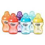 Tommee Tippee® Closer to Nature® 6-Pack  9 oz. Stage 1 Bottle