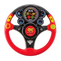 Disney® Pixar Cars 3 MP3 Smart Wheel in Red/Black