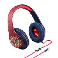 iHome® Wonder Woman Over-the-Ear Headphones