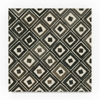 Kathrine Lovell 14-Inch x 14-Inch Diagonal Square Light Canvas Wall Art