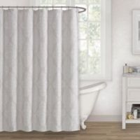 Alda 72-Inch x 72-Inch Shower Curtain in White