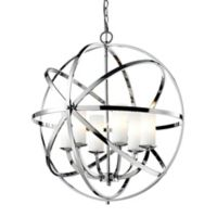 Filament Design Ara 6-Light Pendant in Chrome