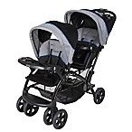 Baby Trend Sit N' Stand Double Stroller in Millennium Blue
