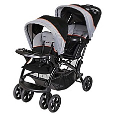 Baby Trend Sit N Stand Double Stroller Bed Bath Amp Beyond