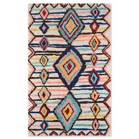 Momeni Margaux Geometric 7'6 x 9'6 Multicolor Area Rug