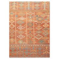 Nourison Madera 7'10 x 10' Area Rug in Sunset