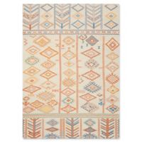 Nourison Madera 7'10 x 10' Area Rug in Ivory