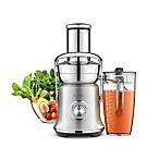 Breville® Juice Fountain® Cold XL in Silver