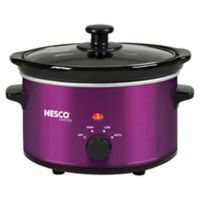 NESCO® 1.5 qt. Everyday Slow Cooker in Violet