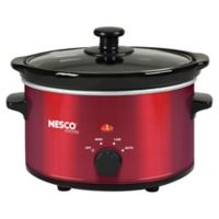 NESCO® 1.5 qt. Everyday Slow Cooker in Red