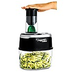 Veggetti Power 4-in-1 Vegetable Spiralizer in Black