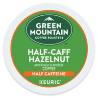 Keurig® K-Cup® Pack 18-Count Green Mountain Coffee® Half-Caff Hazelnut