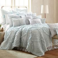 Levtex Home Allie Reversible Twin Quilt Set in Teal
