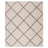 Nourison Brisbane 6'7 x 9'7 Loomed Area Rug in Cream