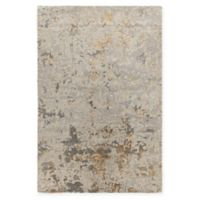 Chandra Rugs Rupec 5' x 7'6 Hand Tufted Area Rug in Beige/Gold