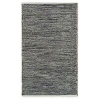 Chandra Rugs Tanya 5' x 7'6 Area Rug in Green/Beige