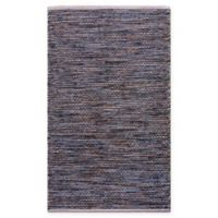 Chandra Rugs Tanya 5' x 7'6 Area Rug in Orange/Beige