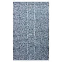 Chandra Rugs Tanya 7'9 x 10'6 Area Rug in Blue