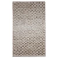Chandra Rugs Tanya 7'9 x 10'6 Area Rug in Brown/White
