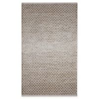 Chandra Rugs Tanya 9' x 13' Area Rug in Brown/White