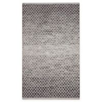 Chandra Rugs Tanya 9' x 13' Area Rug in Black/White