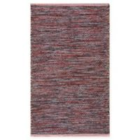 Chandra Rugs Tanya 9' x 13' Area Rug in Red/Beige