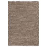 Chandra Rugs Renea 5' x 7'6 Area Rug in Taupe