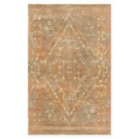 Chandra Rugs Tayla Hand-Tufted 5' x 7'6 Area Rug in Rust/Brown