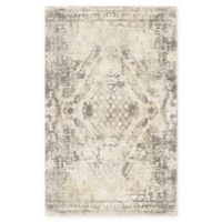 Chandra Rugs Tayla Hand-Tufted 7'9 x 10'6 Area Rug in Yellow/Brown