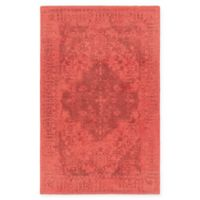 Chandra Rugs Kelsey 5' x 7'6 Area Rug in Red