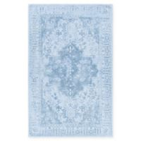 Chandra Rugs Kelsey 7'9 x 10'6 Area Rug in Blue