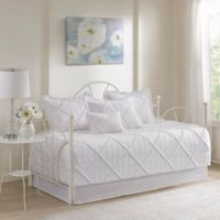 Madison Park Rosie Daybed Set in White