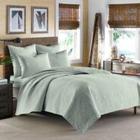 Tommy Bahama® Nassau Full/Queen Quilt in Turquoise/Aqua
