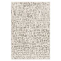 Chandra Rugs Misty 5' x 7'6 Area Rug in Beige/Charcoal